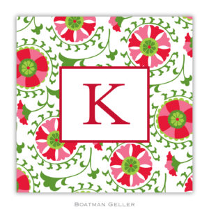 Paper Coasters - Suzani Holiday